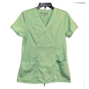 Women's Grey's Anatomy Scrub Top